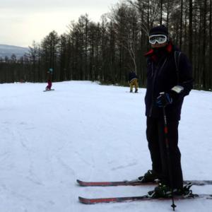 ニセコ、スキーこそものの上手なれ。