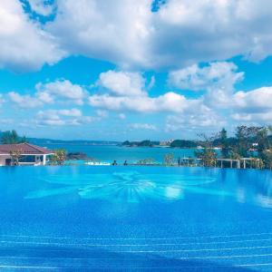 ホテルハレクラニ☆沖縄旅行
