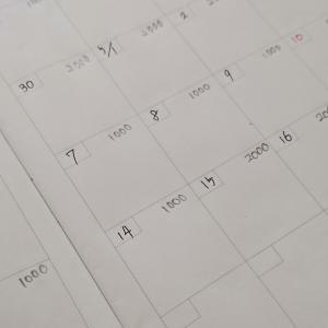 ++今月の食費予算額を設定*++