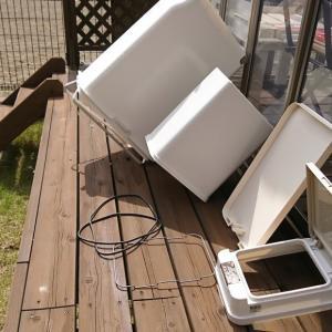 ++ゴミ箱の掃除&ゴミ箱汚れ防止策*++