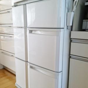 ++野菜室&冷凍庫の整理整頓*++