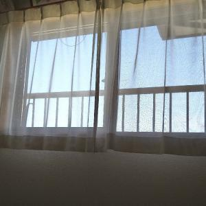 ++窓拭き掃除*++