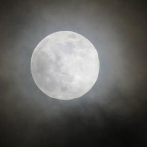 ++満月の日にしていること*++