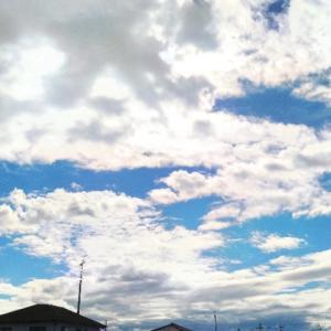 ++台風14号と・・・*++