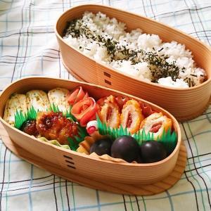 ++お弁当&お盆休み*++