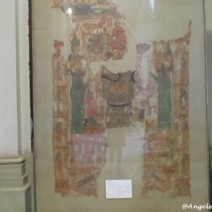 エジプト考古学博物館~バーエクエンレンエフの布覆い~