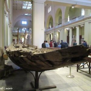 1月のエジプト考古学博物館