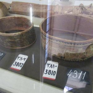 エジプト考古学博物館~可愛いわんこの首輪と可愛いわんこ達~