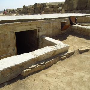 ギザのピラミッドエリア~カルの墓~
