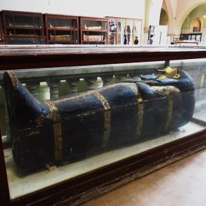 エジプト考古学博物館~センムトの父ラーモゼの棺~