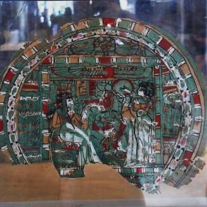 エジプト考古学博物館~期間限定展示の古代の音楽関連の遺物~