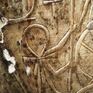 文明博物館~トトメス4世のチャリオットの裏側~