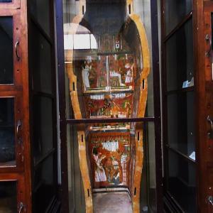 エジプト考古学博物館~ジェドホルイウエフアンクの棺~