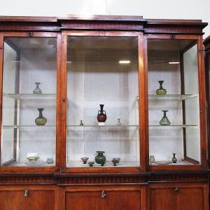 エジプト考古学博物館~美しいガラス容器~