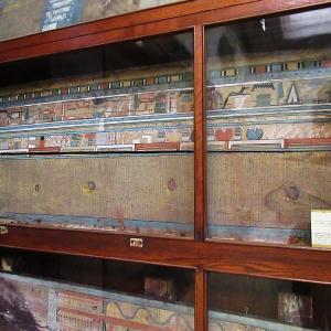 エジプト考古学博物館~色彩豊かなセピの棺~
