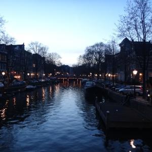 運河沿いてくてく@アムステルダム(オランダ買い付け日記 その12)
