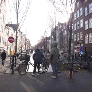 運河沿いぶらぶら@アムステルダム(オランダ買い付け日記 その8)