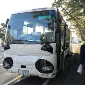 白浜→大阪行きの高速バスがレアキャラだった件。