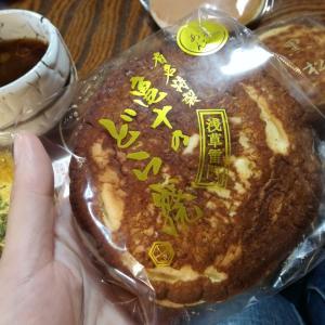 今日のあんこ#90 まるでシフォンケーキのよう!「亀十」のどら焼き【東京】