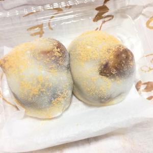 今日のあんこ#96  「出町ふたば」の栗餅【京都】