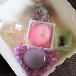今日のあんこ#145  夏の和菓子・まるぜん菓舗【和歌山】