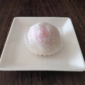 今日の和菓子#172「潮ざき」の苺大福【和歌山県】