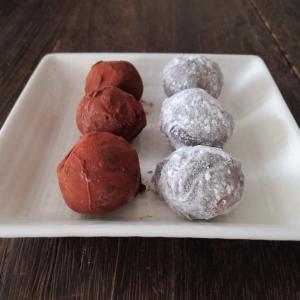 辻調通信◆洋菓子講座第第17課 チョコレート「トリュフ」
