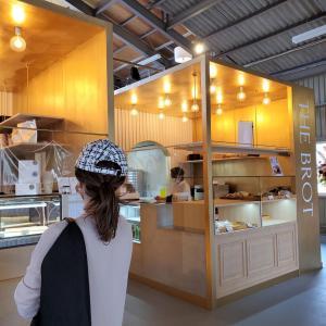 フィンガーケーキとドイツパンのオシャレなカフェができてます!「ipe wakayama」