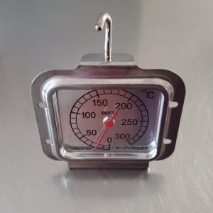 オーブン専用の温度計を買ってみた。