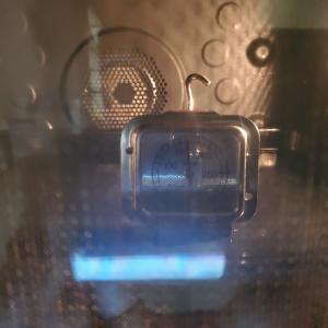 オーブン専用の温度計を買ってみた。2