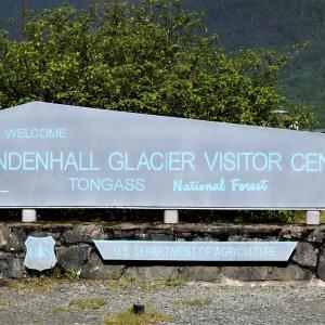 DCL★MENDENHALL GLACIER VISITOR CENTER【1】