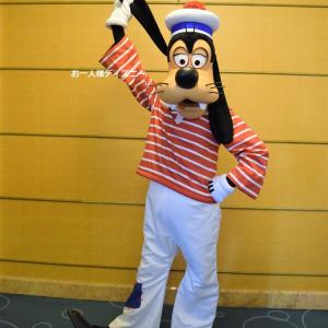 DCL★クルーズコスチューム〈ミッキー・グーフィー〉+キャプテンミニー
