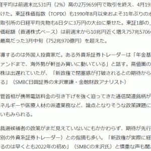 日経平均500円超上昇、JPXが堅調