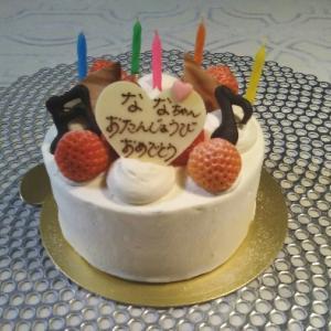 ななちゃんのお誕生日会①