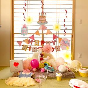 祝♡娘1st Birthday