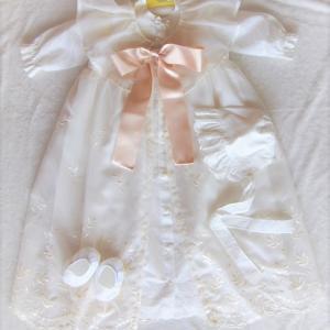 母の形見のセレモニードレス