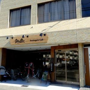 9月オープン「Boulangerie Cafe Hallu」