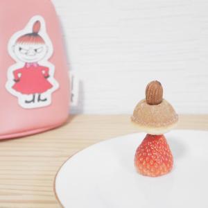 いちごのリトルミイ、作ってみました!