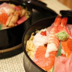 お寿司屋さんに行きたいけど…