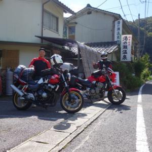 2016岡山キャンツー2日目