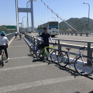 1/2しまなみ海道MTBサイクリング