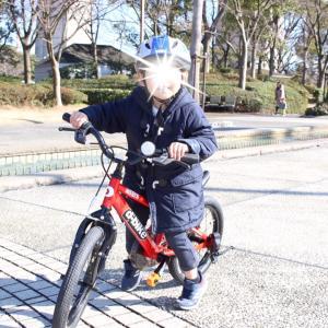 *公園で自転車練習・母 腰を痛める・ラクになったワンオペ2人風呂*