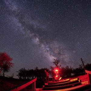 星景写真がおもしろい