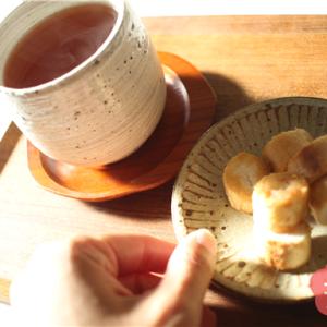 【常備食材リレー】食材3つ、3分で!「焼き麩ラスク」が朝ごはんに、おやつに大活躍しています。