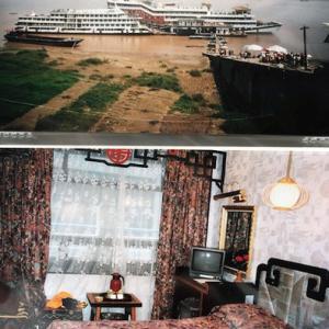 旅の過去写真 中国三峡下り・・・