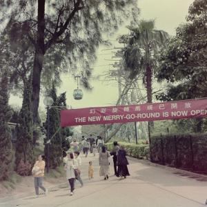 香港シーライフパーク(過去写真)+モデル写真