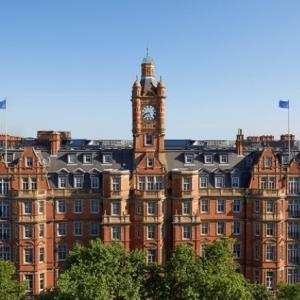 ホテル回顧・・・ランドマークホテル ロンドン