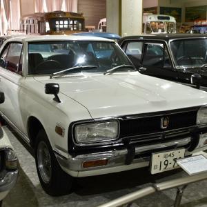 日本自動車博物館 昔、乗っていたクルマ達・・・