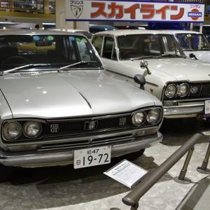日本自動車博物館 昔、欲しかったクルマ達・・・