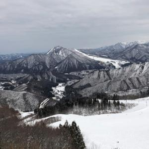 今シーズン最後のスキー